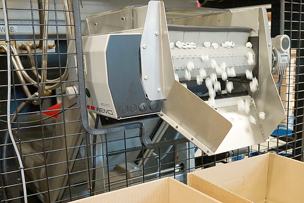 INCLINED CONVEYORS - Wemo